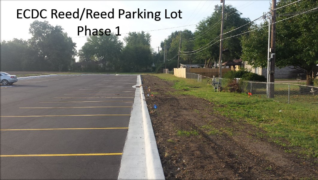ECDC Reed/Reed Parking Lot