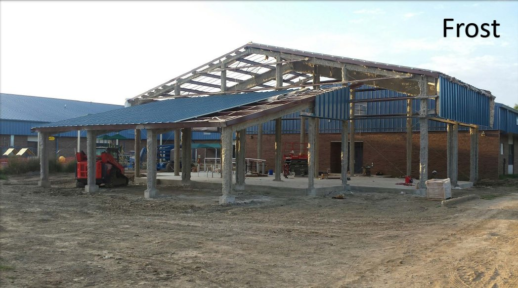 Frost Classroom Addition